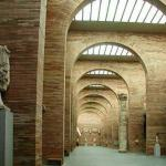 Национальный музей римского искусства (арх. Рафаэль Монео, Мерида, Испания)