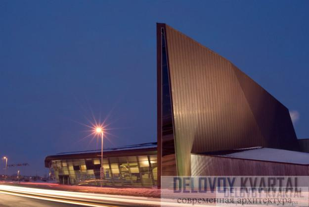 Канадский военный музей (Р. Морияма, Оттава, Канада)