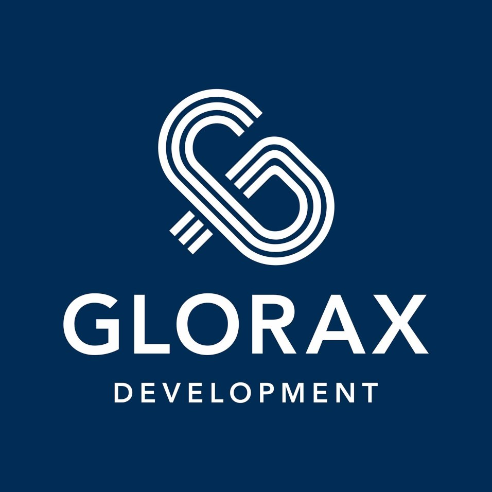 Glorax Development, лого