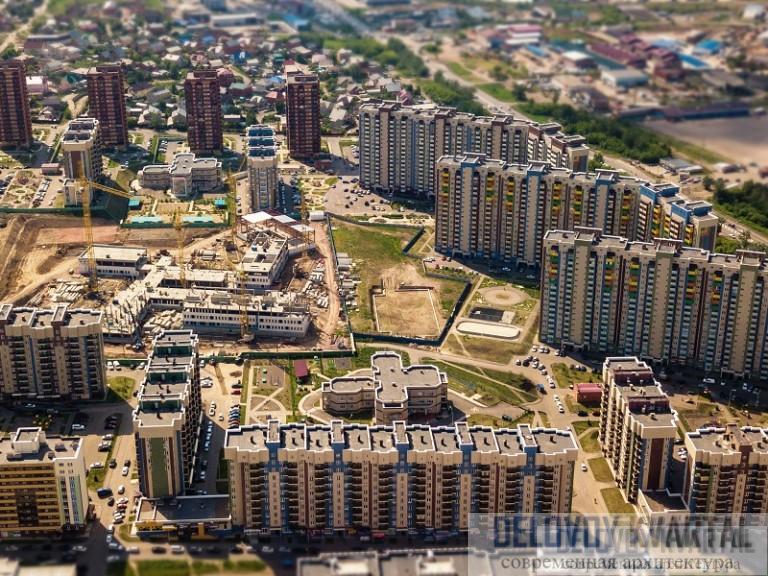 Топ-10 надежных застройщиков Красноярска