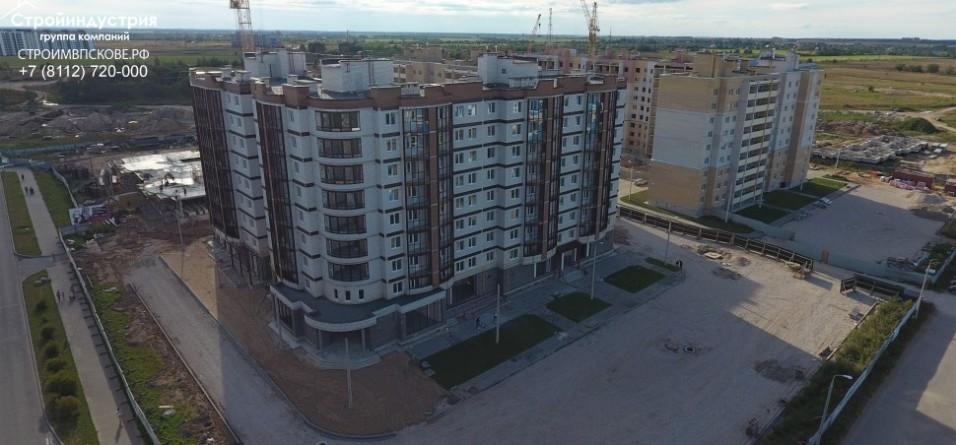 Топ-10 надежных застройщиков Пскова и Псковской области
