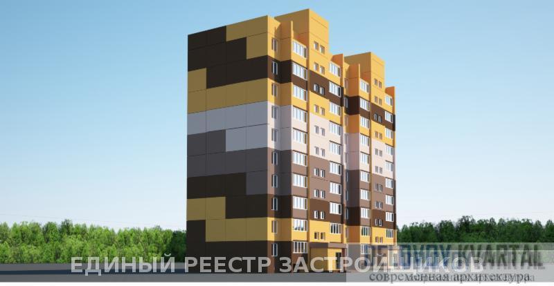 ЖК Дом по ул. Хариса Юсупова, 69