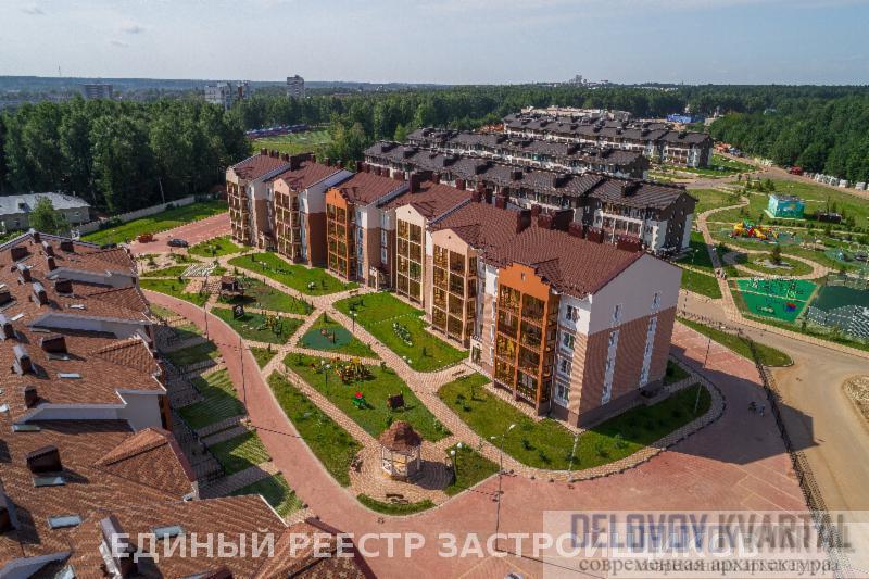 ЖК Ёлки-park