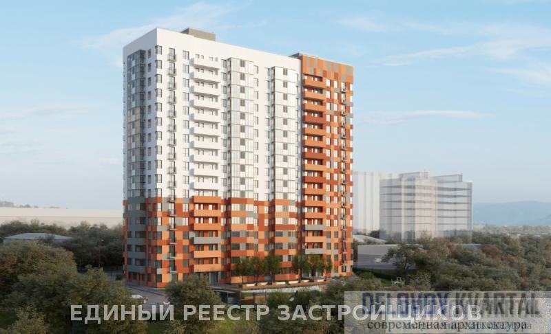 ЖК Авангард-Форт