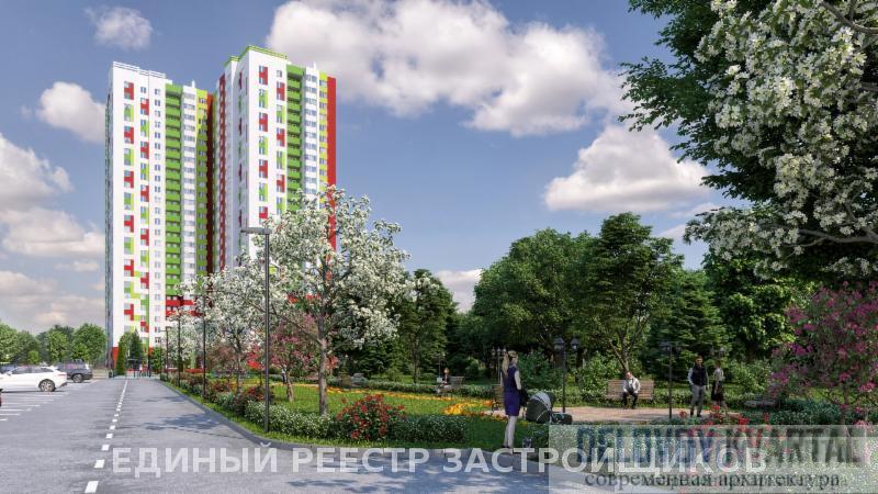 ЖК СМАРТ дом на Гоголя-2