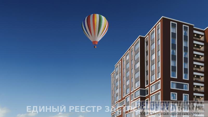 ЖК СМАРТ дом на Касимовском