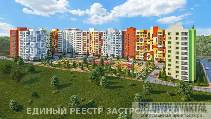 ЖК СМАРТ дом на Славянском проспекте