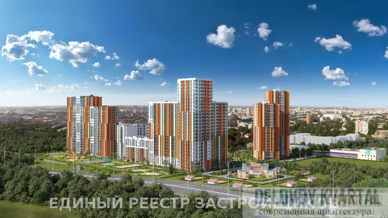 ЖК Семейный квартал Петра и Февронии на Солотчинском шоссе