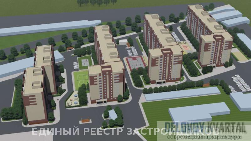 ЖК По ул. Панфилова