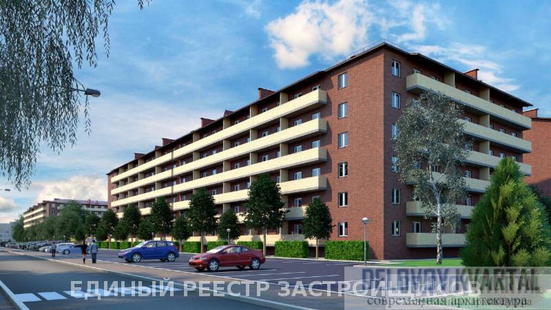 ЖК ВиноградЪ-2