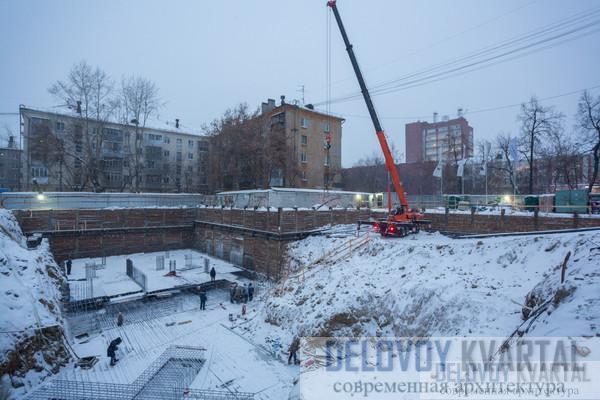 ЖК Первомайская 60