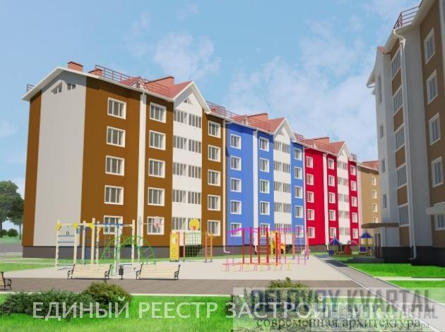 ЖК Новая Ильинка 3