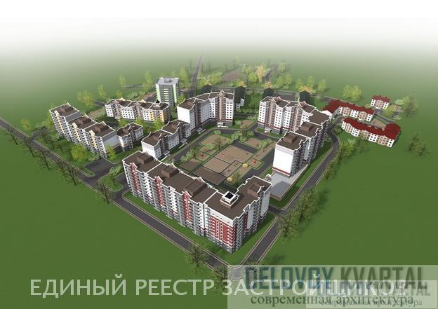 ЖК Сновицы-Веризино