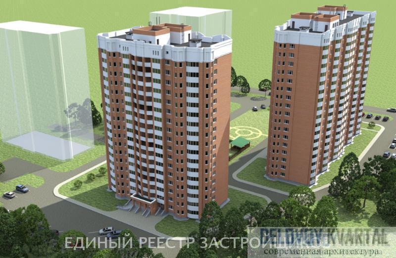 ЖК Нижняя Дуброва 2