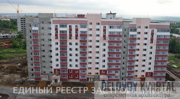 ЖК По ул. Т. Бибиной