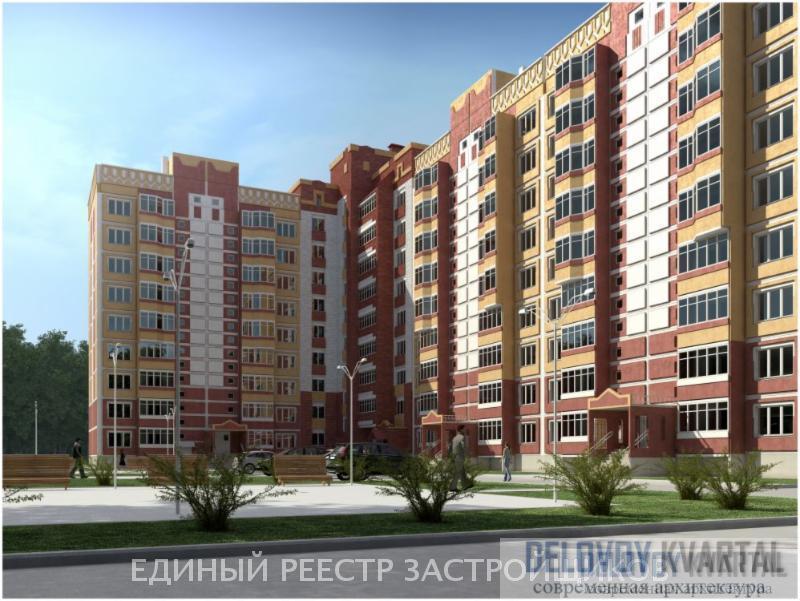 ЖК Дом по ул. Индустриальная, 2