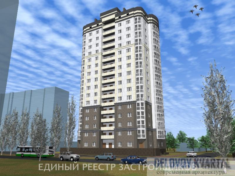 ЖК Дом по ул им. Вадима Подбельского