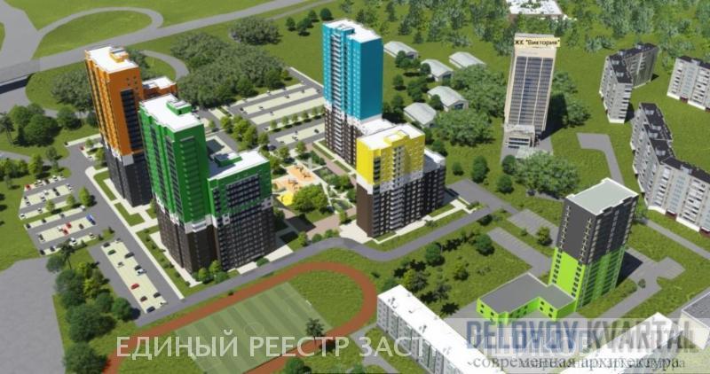 ЖК Петроглиф Парк