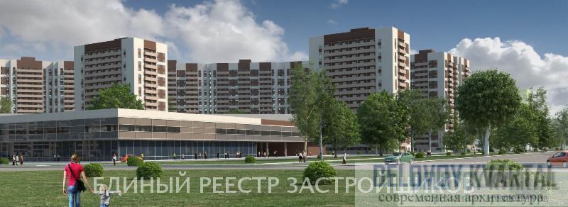 ЖК Арбековская Застава
