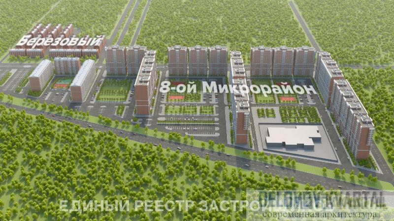 ЖК Новое Ново-Ленино