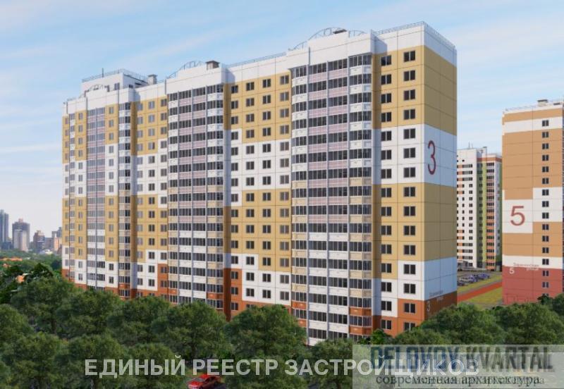 ЖК Московский парк