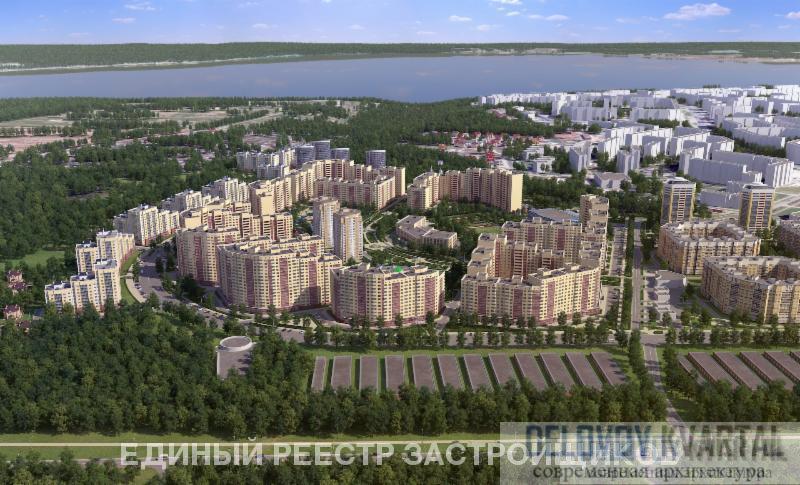 ЖК Микрорайон Университет
