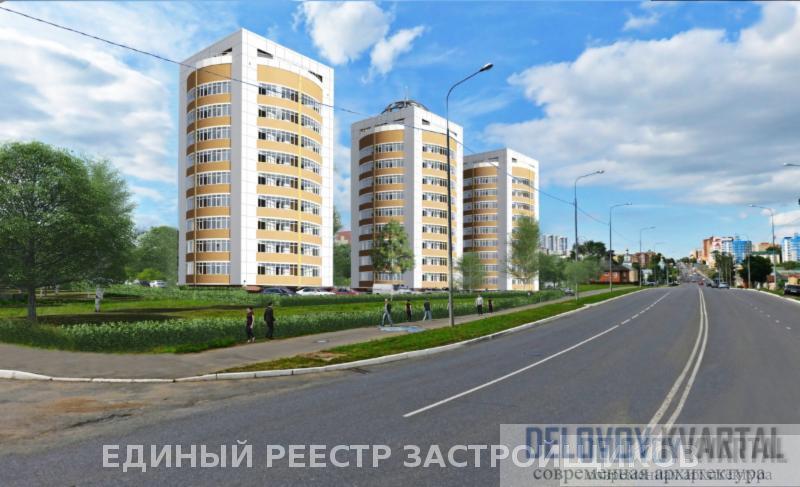 ЖК По ул. Старопосадская