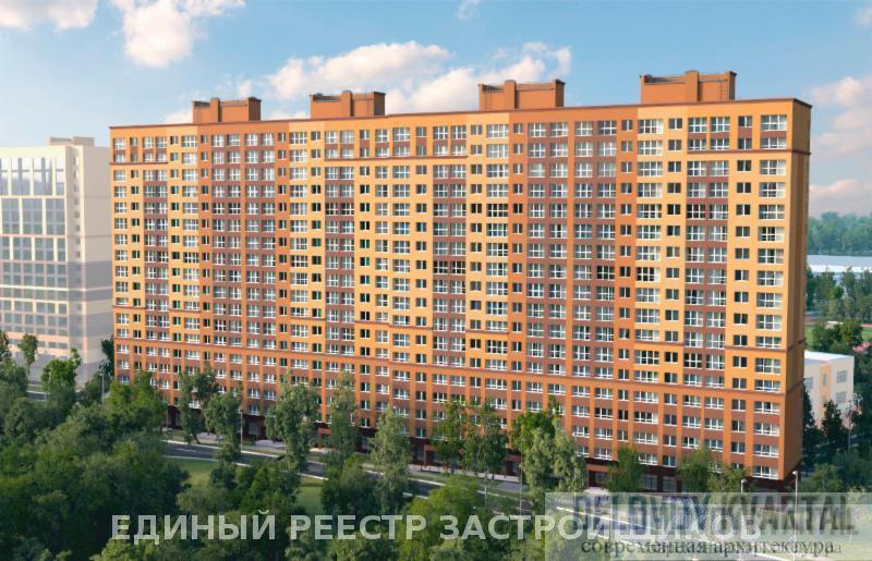 ЖК Микрорайон Видный