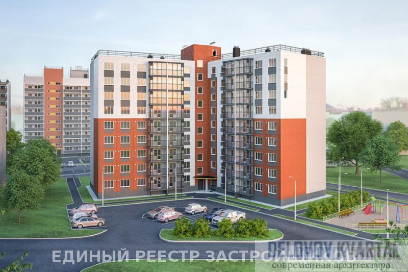 ЖК Дом по ул. Гражданская