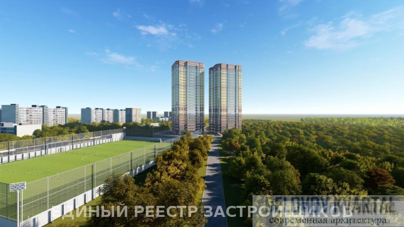 ЖК Днепровская Роща