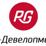 Застройщик «РГ-Девелопмент»