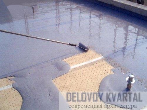 Полимер битумная гидроизоляция