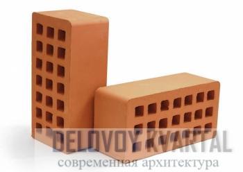 Кирпич керамический полуторный