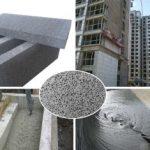 Особенности применения пенобетона в строительстве