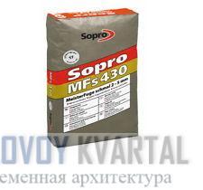 Строительная смесь Sopro MFs