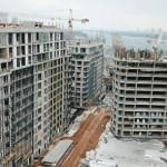 Началось строительство нового корпуса ЖК AQUATORIA