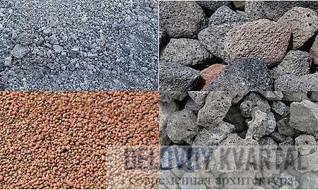 наполнитель для бетонной смеси