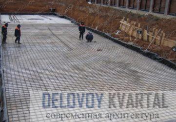 Гидроизоляция бетонной подготовки