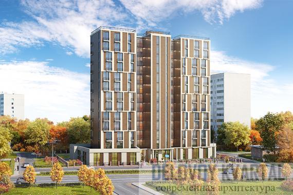 Завершается строительство подземного уровня жилого дома «Счастье на Семеновской» Группой Эталон