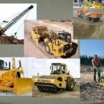 Классификация строительной спецтехники