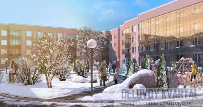 Состоялось открытие продажи квартир в ЖК «Любоград» от компании «КВС»