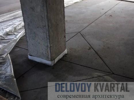 Изоляционные швы бетон