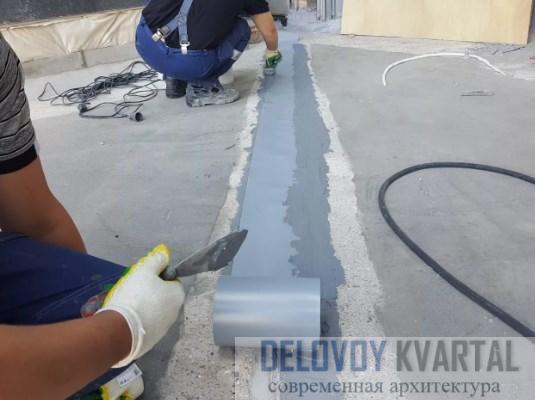 Материалы деформационные швы бетон