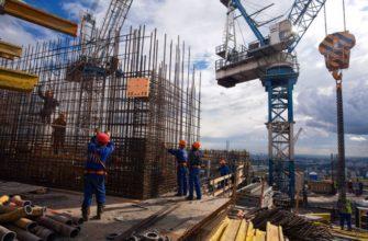Виды строительных работ